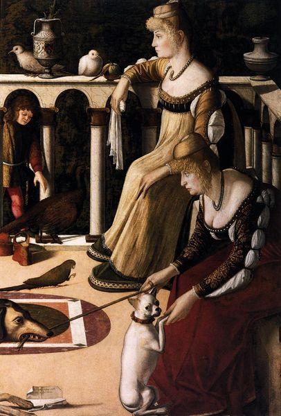 Le dame veneziane