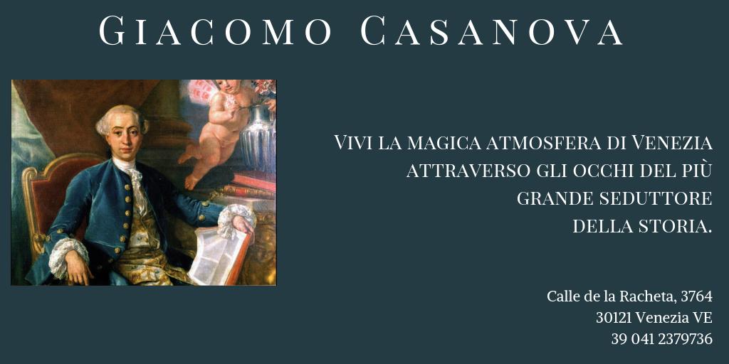 Giacomo Casanova twitter