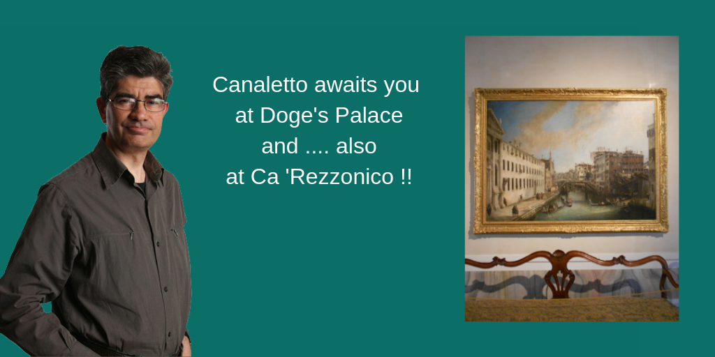 Canaletto twitter english